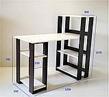 """Стол компьютерный """"СК-5"""" стол для ноутбука фабрика Микс Мебель, фото 2"""