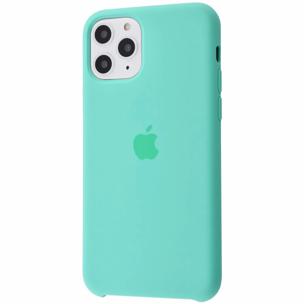 Чохол Silicone Case (Premium) для iPhone 11 Pro Spearmint