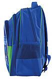 Рюкзак школьный для мальчика Футбол ZZ-03 Goal 556825 Smart, фото 3
