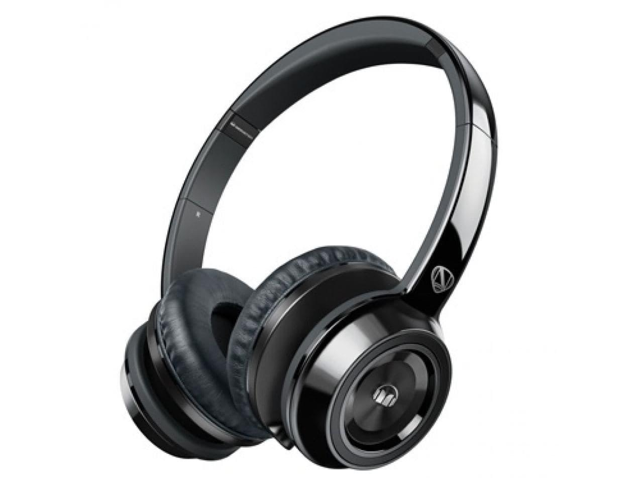 Навушники Monster NCredible NTune On-Ear Black