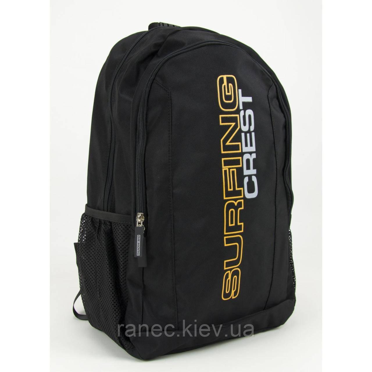 Рюкзак ортопедичний чорний Z1400010 XL Dr.Kong 970468