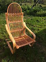 Кресло амортизатор из лозы
