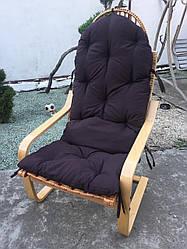 Кресло разборное из лозы