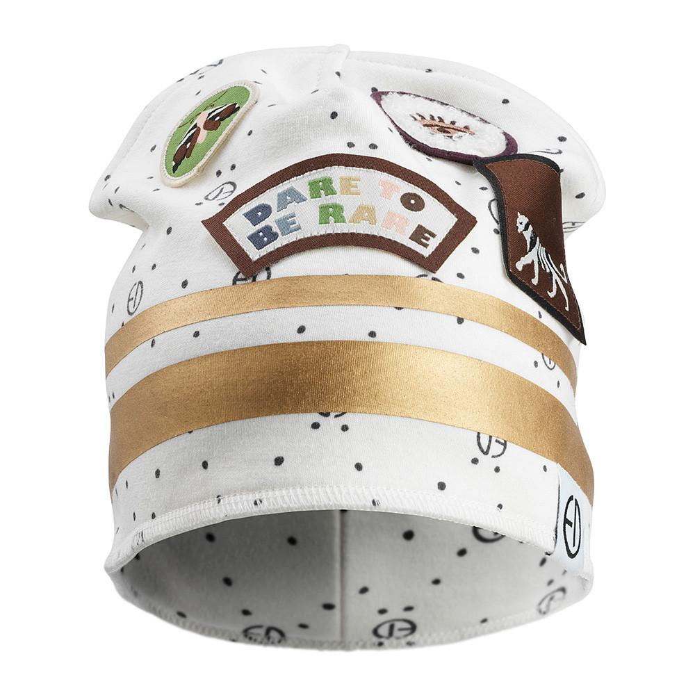 Детская теплая шапка Elodie Details - Monogram, 12-24 m