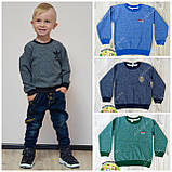 Пуловер Porsche для мальчика темно-синий, фото 3