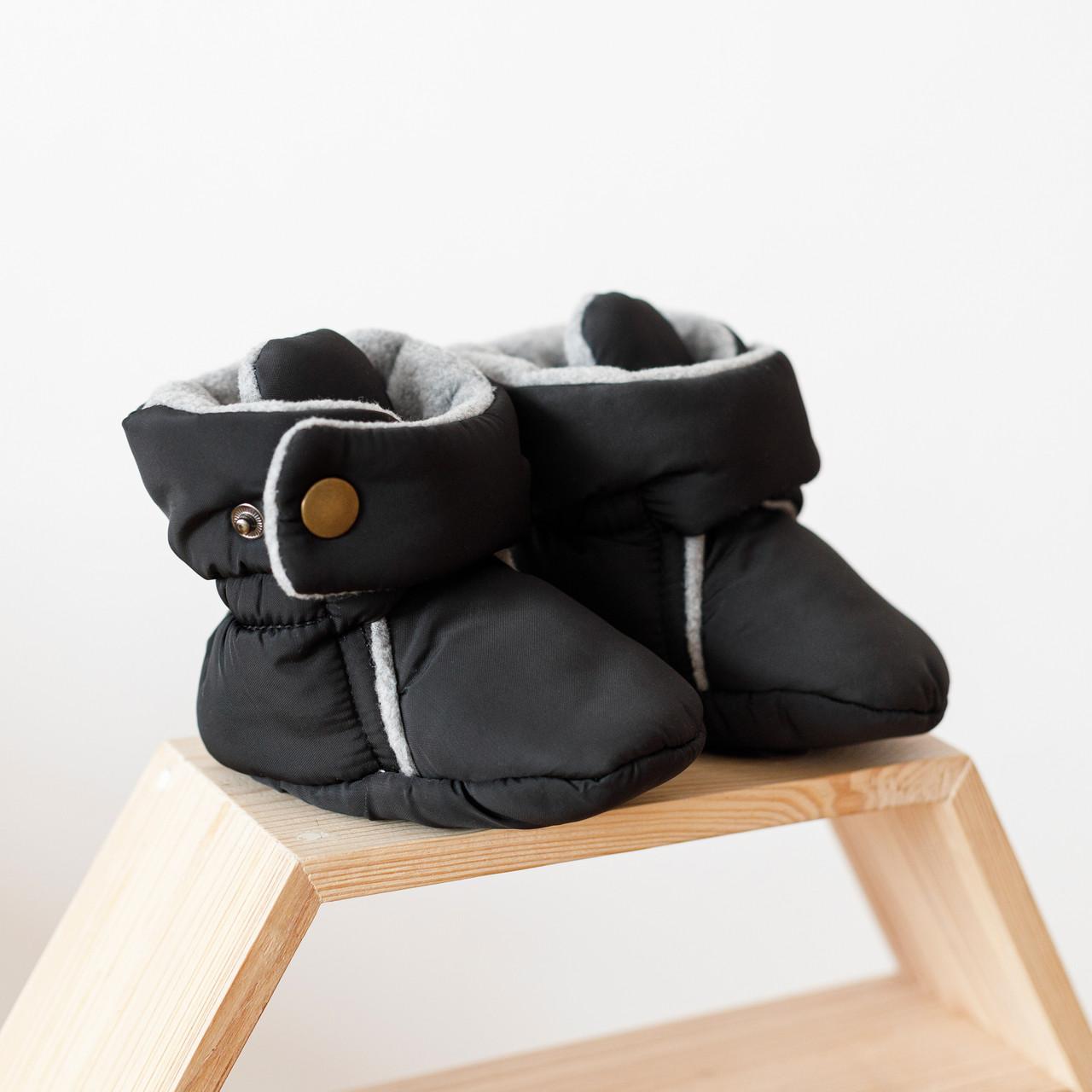 Пінетки-чобітки, чорні