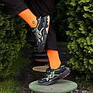Однотонні шкарпетки унісекс Carrot Sammy Icon помаранчеві, фото 2