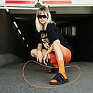 Однотонні шкарпетки унісекс Carrot Sammy Icon помаранчеві, фото 3