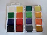 Акварель Гамма 16 цветов медовая полусухая 312062 Гамма, фото 2
