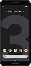 Смартфон Google Pixel 3 4/64GB (Just Black / White), фото 3