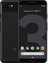 Смартфон Google Pixel 3 4/64GB (Just Black / White)