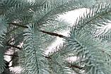 Искусственная ёлка Президентская голубая 2.10 метра, фото 3