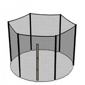 Сітка для батута 312 см 6 стовпчиків