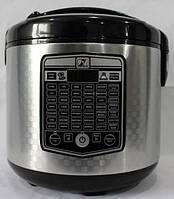 Мультиварка PROMOTEC PM-526 с фритюрницей 5 л | пароварка Промотек 45 программ | рисоварка | скороварка, фото 1