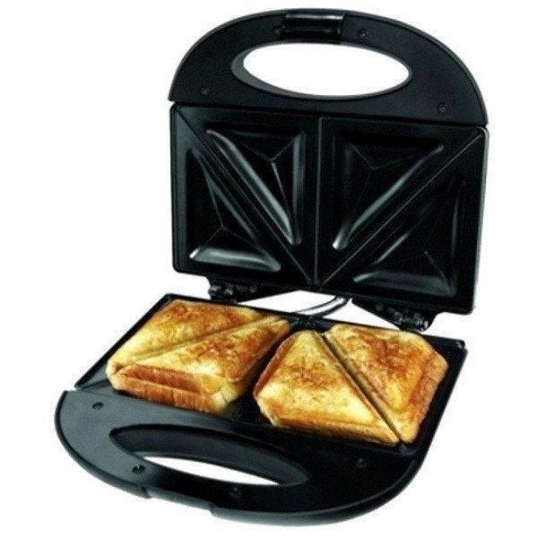 Сэндвичница Domotec DT-1053 | Бутербродница | Тостер Домотек