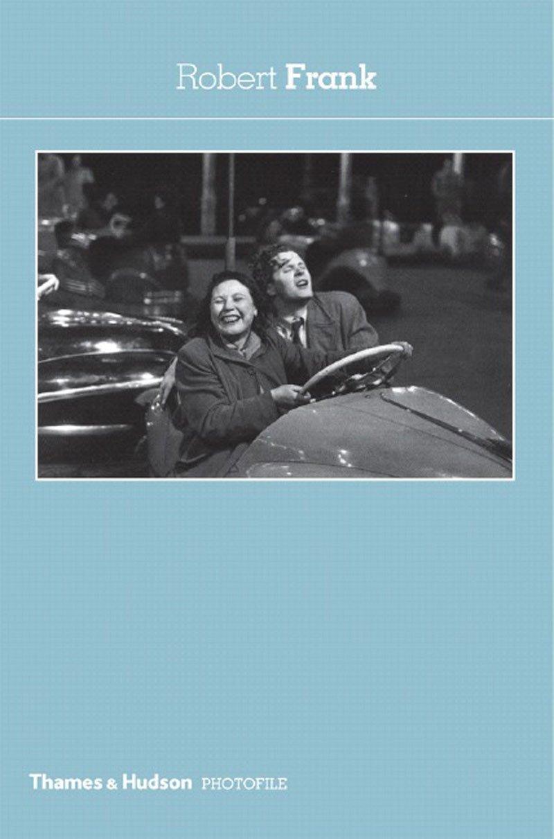 Книга Robert Frank: Photofile.
