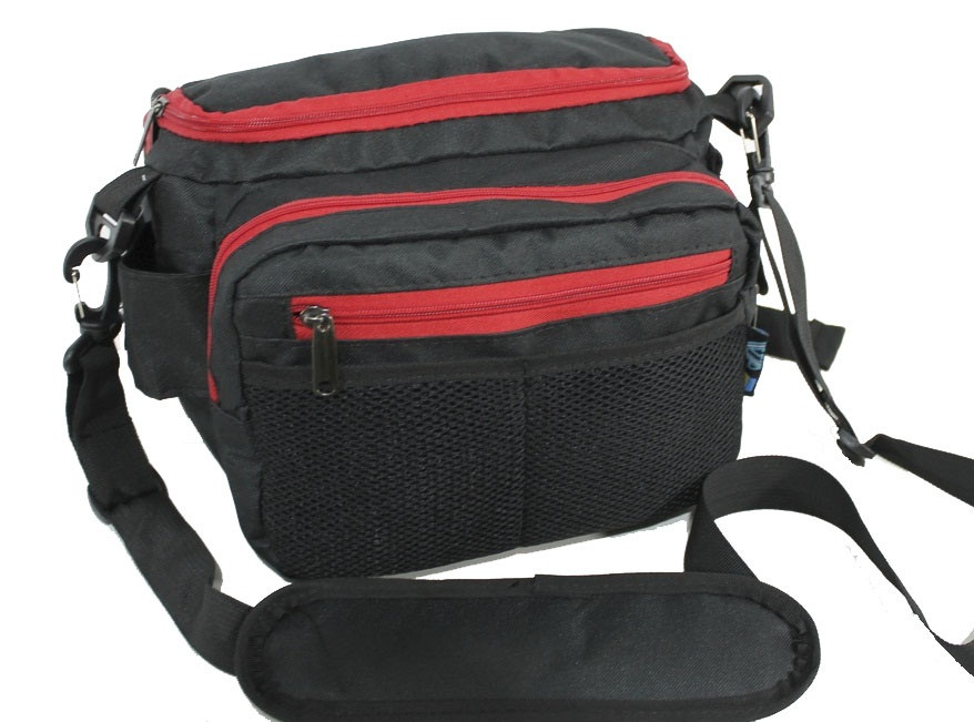 Функциональная поясная сумка спиннингиста R 97