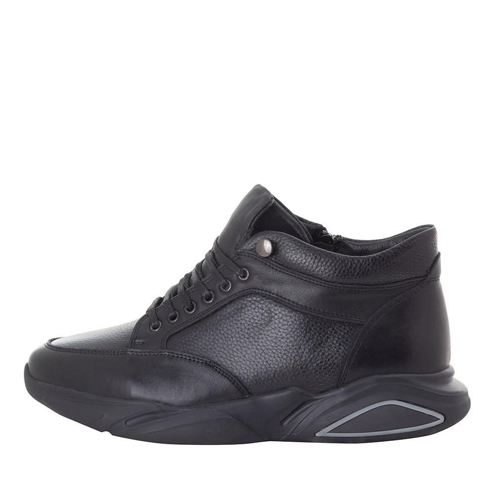 Ботинки мужские Philip Smit MS 22470 черный (40)