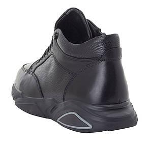 Ботинки мужские Philip Smit MS 22470 черный (40), фото 2