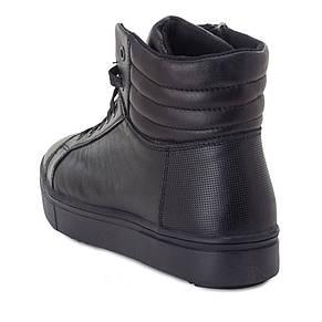 Ботинки зимние женские MIDA MS 22462 черный (36), фото 2