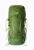 Туристический рюкзак Tramp Sigurd 60+10 зеленый, фото 1