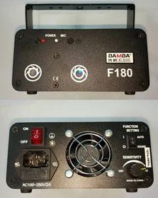 Диско лазер для вечірок F180