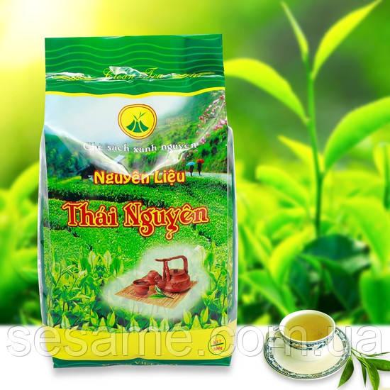 Вьетнамский Зеленый чай Nguen LIEU  Thai Nguyen 450грам