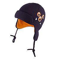 Зимняя шапка для мальчика TuTu арт. 3-005169( 38-42, 42-46), фото 1