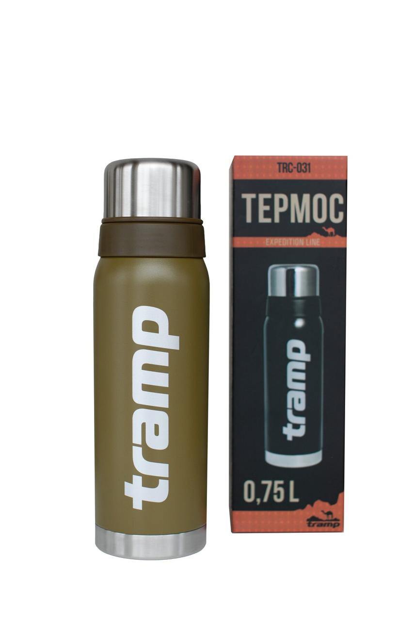Термос Tramp Expedition Line 0,75 л оливковый