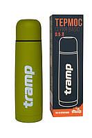 Термос Tramp Basic олива 0,5л, фото 1