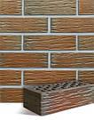 Клинкерный кирпич Canberra Roben шатированый гладкий, фото 2