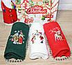 Набор кухонных полотенец Marry Christmas, фото 3