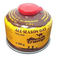 Балон газовий Tramp (різьбовий) 100 грам TRG-020