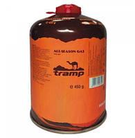Балон газовий Tramp (різьбовий) 450 грам TRG-002