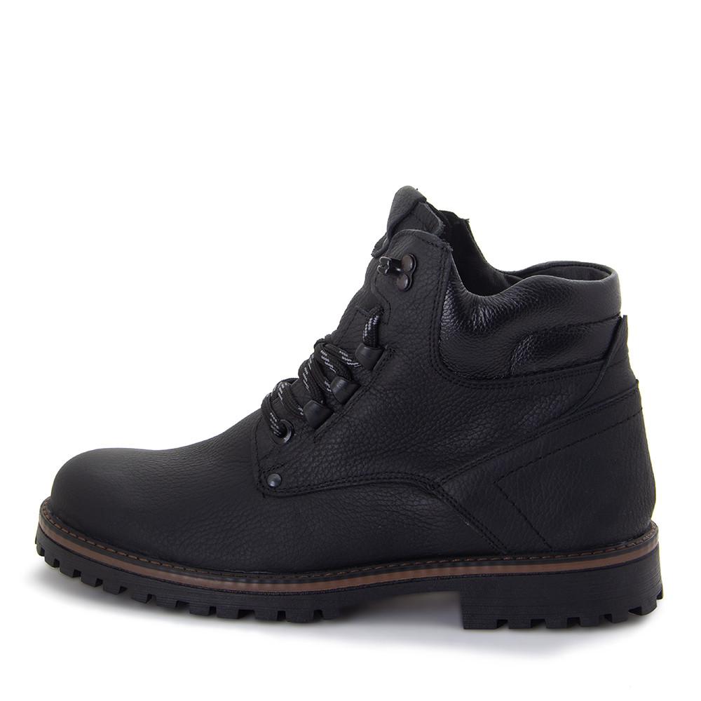 Ботинки мужские MIDA MS 22384 черный (40)