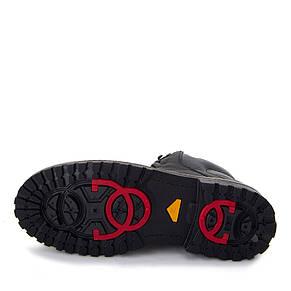 Ботинки мужские MIDA MS 22384 черный (40), фото 3