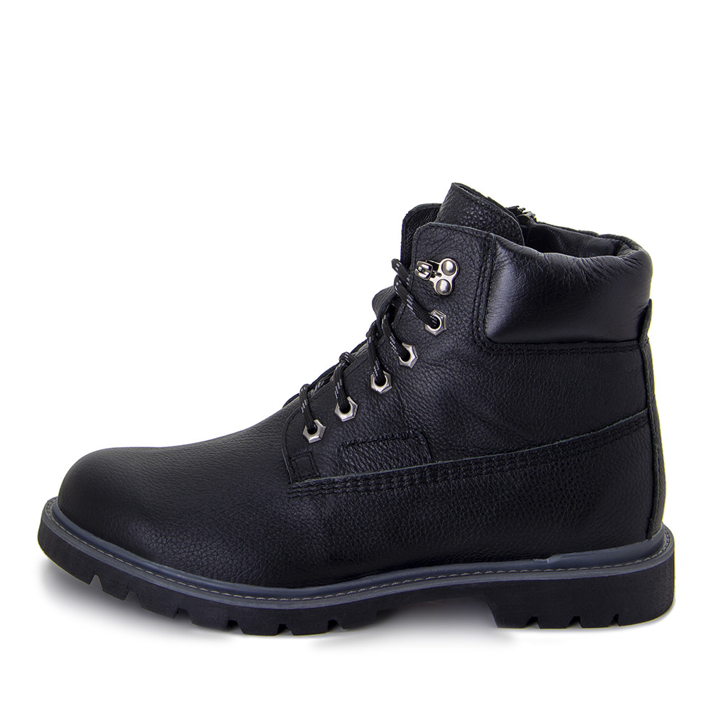 Ботинки зимние мужские MIDA MS 22381 черный (40)