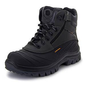 Ботинки зимние мужские MIDA MS 22376 хаки (40), фото 2