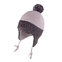 Зимняя шапка для мальчика TuTu арт. 3-005176(46-50, 50-54), фото 1