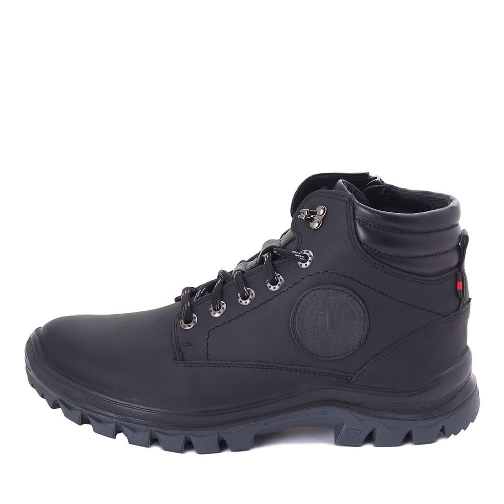 Ботинки зимние мужские MIDA MS 22363 черный (40)