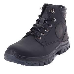 Ботинки зимние мужские MIDA MS 22363 черный (40), фото 2