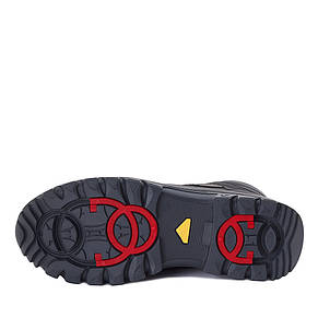 Ботинки зимние мужские MIDA MS 22363 черный (40), фото 3