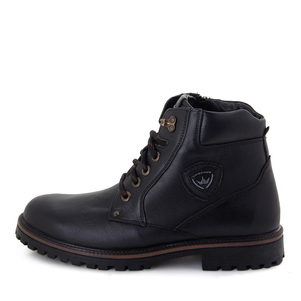 Ботинки зимние мужские MIDA MS 22362 черный (40)