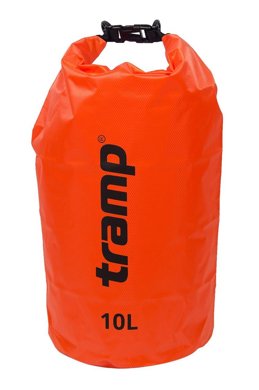 Гермомешок Tramp PVC Diamond Rip-Stop оранжевый 10л