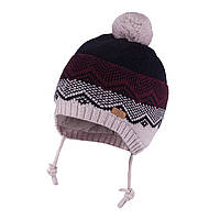 Зимняя шапка для мальчика TuTu арт. 3-005178(44-48, 48-52), фото 1