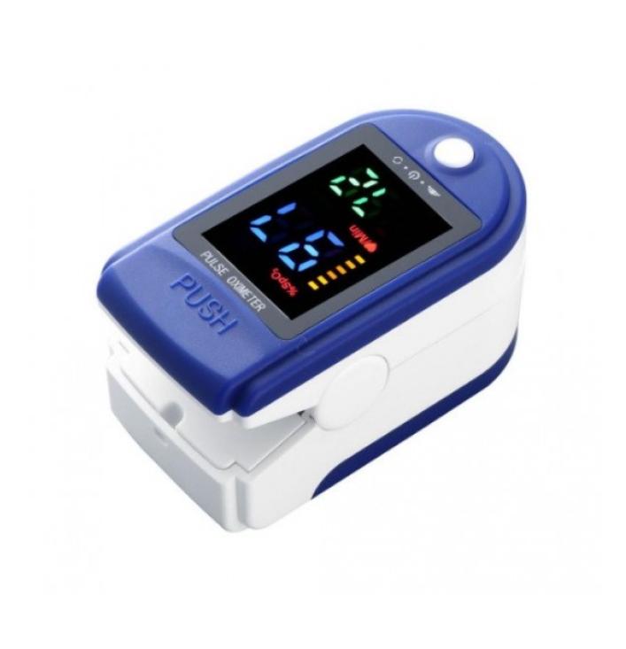 Пульсоксиметр электронный на палец MEDICAL LT LK-87 ( Батарейки в комплекте)
