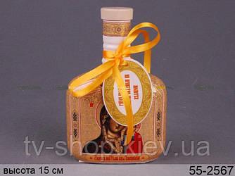 Бутылка для святой воды Матерь Божья