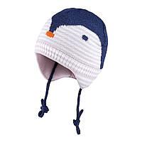 Зимняя шапка для мальчика TuTu арт. 3-005182( 36-40, 40-44), фото 1