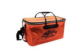 Сумка рибальська Tramp Fishing bag EVA Orange - L