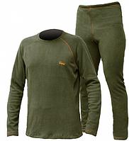 Костюм Power Fleece Tramp XS зеленый, фото 1